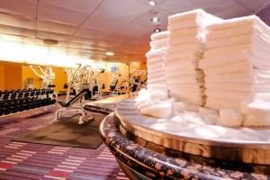 Fitness at Disney World