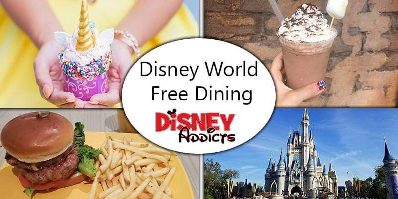 New Disney  Discounts Including FREE DINING Have Been Announced