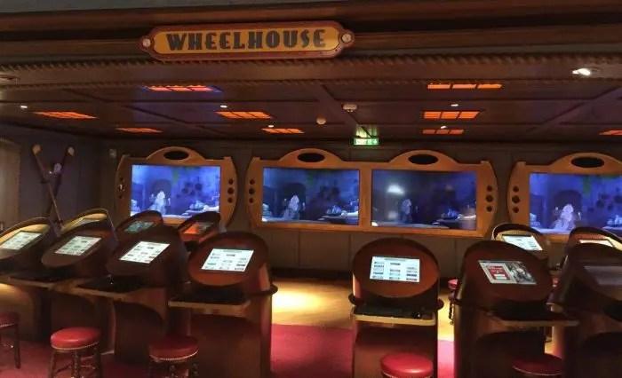 Disney Fantasy Wheelhouse