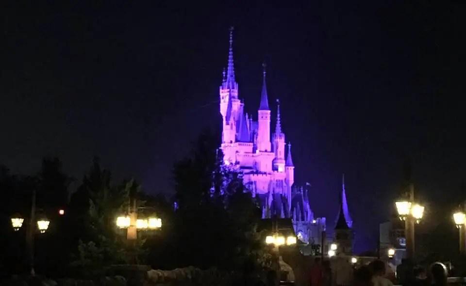 What Is Magic Kingdom's Kiss Goodnight?
