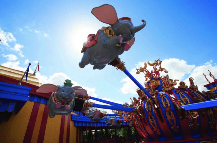 10 Classic Disney Attractions you Won't Want to Miss