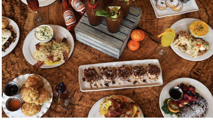 Best Brunch Spots at Walt Disney World