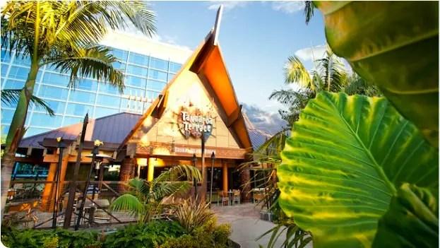 Tangaroa Terrace, Tropical Bar and Grill