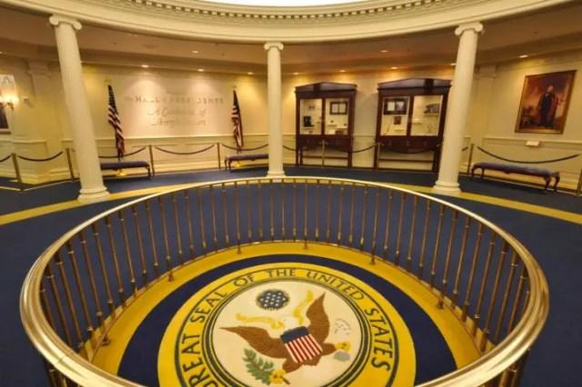 Disney Education Hall of Presidents