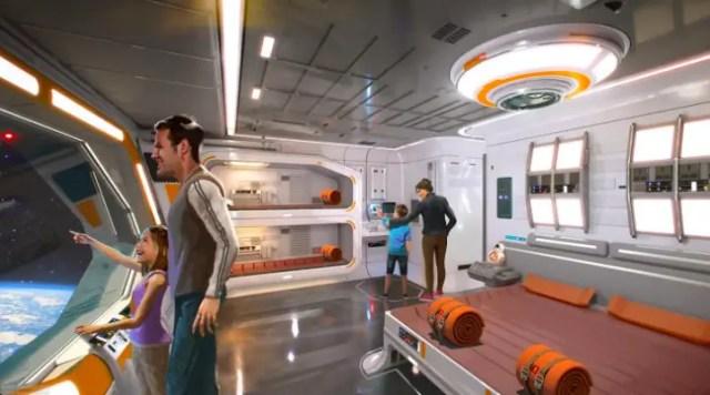 Star Wars Themed Hotel