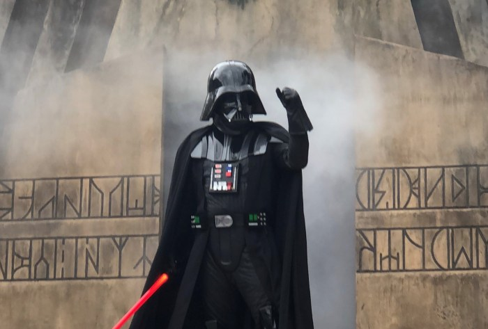 Where to Find Star Wars Characters at Walt Disney World