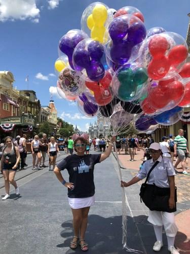 Balloons on Main Street