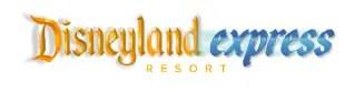 Disneyland Express Logo