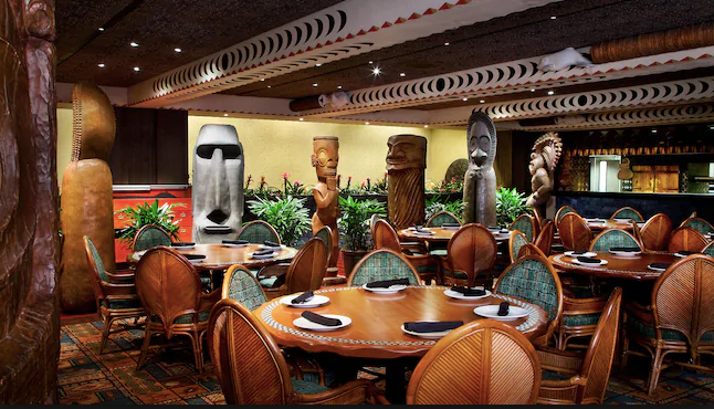 WDW Resort Food SMACKDOWN: Polynesian Resort VS Animal Kingdom Part 2