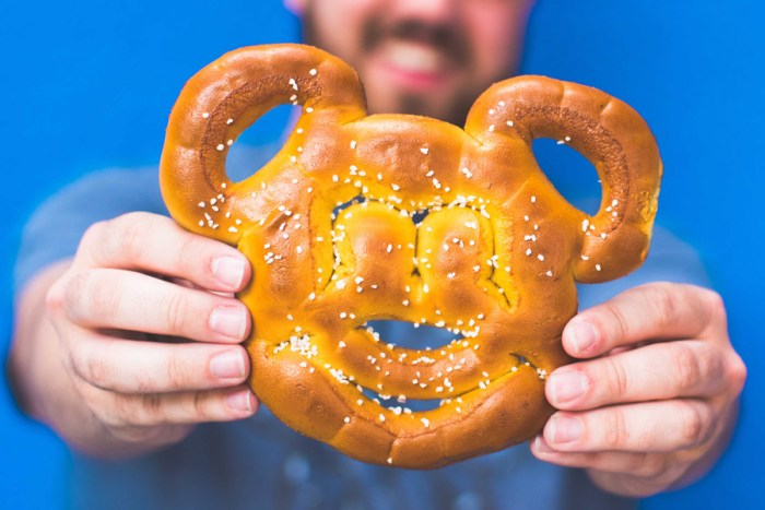 Tasty Treats at Disneyland Park 1