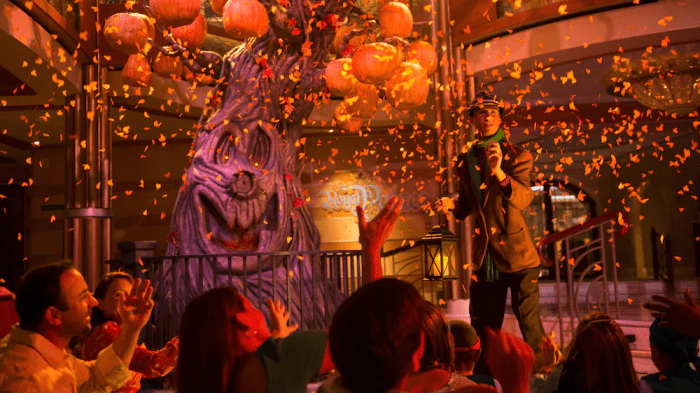 Why Halloween on the High Seas Should Be Your Next Fall Vacation