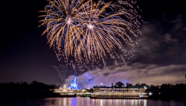 Walt Disney World's Nighttime Shows Dazzle and Delight: Magic Kingdom's Happily Ever After
