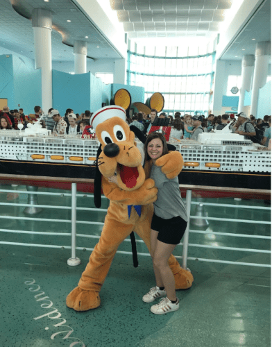 Pluto meet and greet