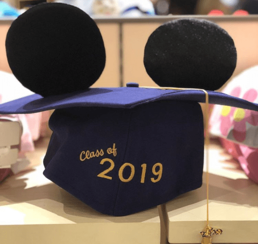 2019 Graduates Can Celebrate in a Big Way at the Disneyland Parks.