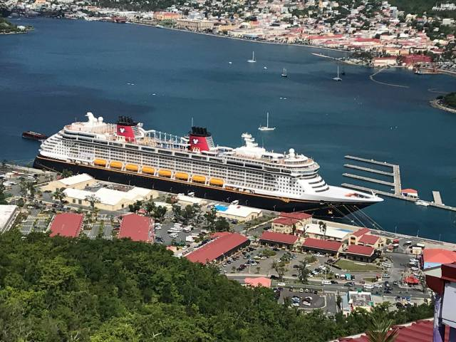 What isn't included on my Disney Cruise? 1