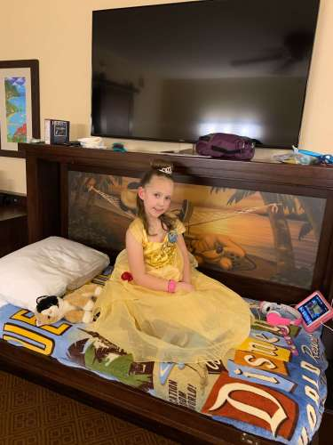 Disney World Resort Rooms for Five or More