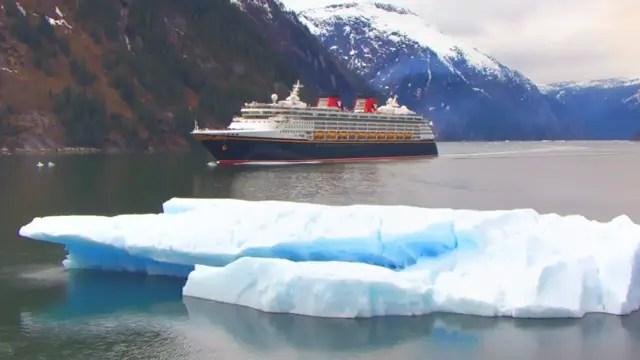 Wildlife and Wilderness Adventures Await on a Disney Cruise to Alaska