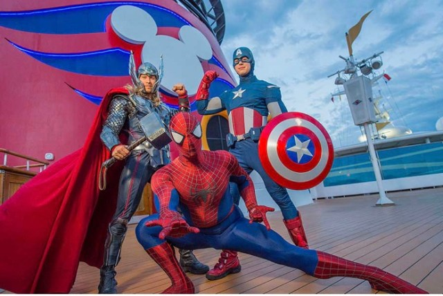 Amazing Entertainment Abounds on Disney Cruise Line Sailings and The Best Part, Its All Included!