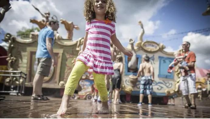 Top 5 Ways to Beat the Heat This Summer at Walt Disney World