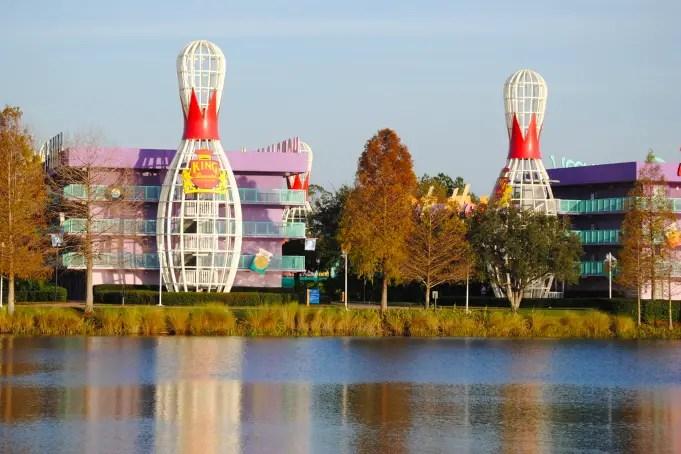 Pop Buildings