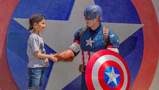 Avengers Assemble in Disney's California Adventure