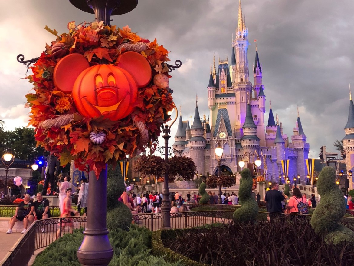 9 Great Reasons to Visit Walt Disney World This Fall