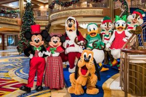 Very Merrytime Cruises are back in 2019 aboard Disney Cruise Line 66