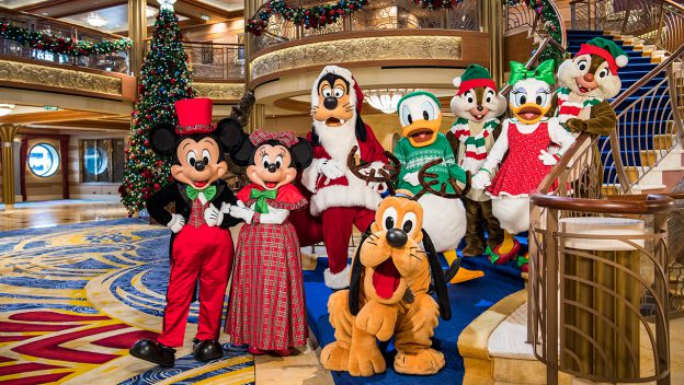 Very Merrytime Cruises are back in 2019 aboard Disney Cruise Line