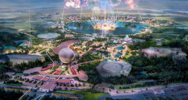 A Closer Look Into What We Know About Epcot's Four Neighborhoods