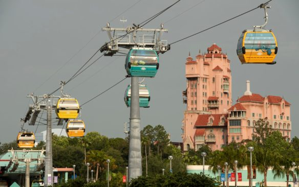 Transportation Options Available When Disney World Reopens 1