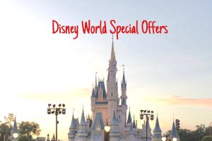 Disney World Offers