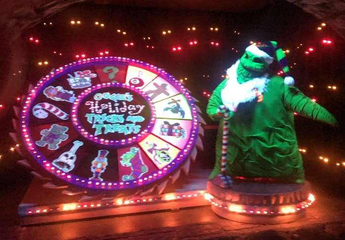 Where Can You Catch Oogie Boogie at the Disneyland Resort? 7
