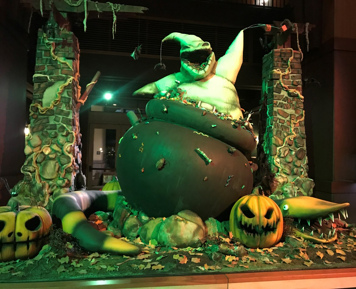 Where Can You Catch Oogie Boogie at the Disneyland Resort?