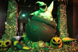 Where Can You Catch Oogie Boogie at the Disneyland Resort? 105