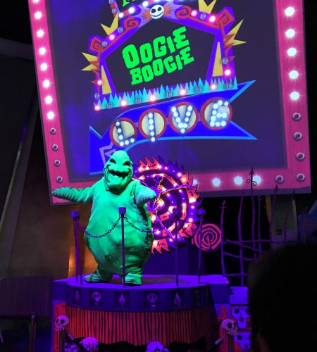 Where Can You Catch Oogie Boogie at the Disneyland Resort? 10