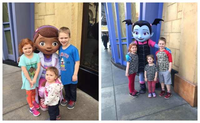 Where to Find Your Favorite Characters at the Disneyland Resort 6