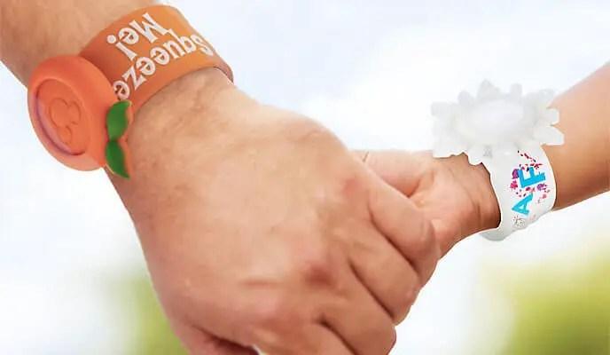 New Slap Bracelet MagicBands Coming To Disney World