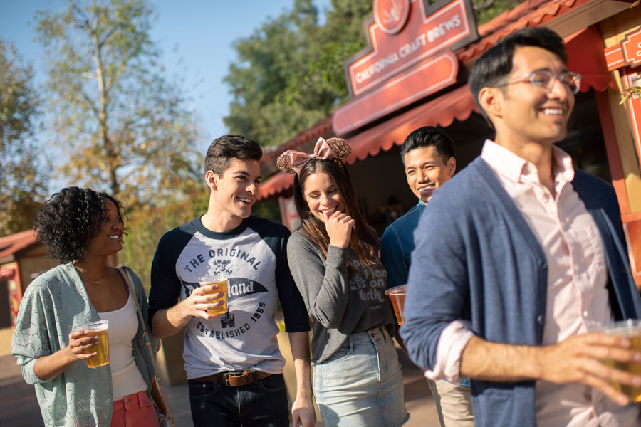 Experience the 2020 Disney California Adventure Food and Wine Festival
