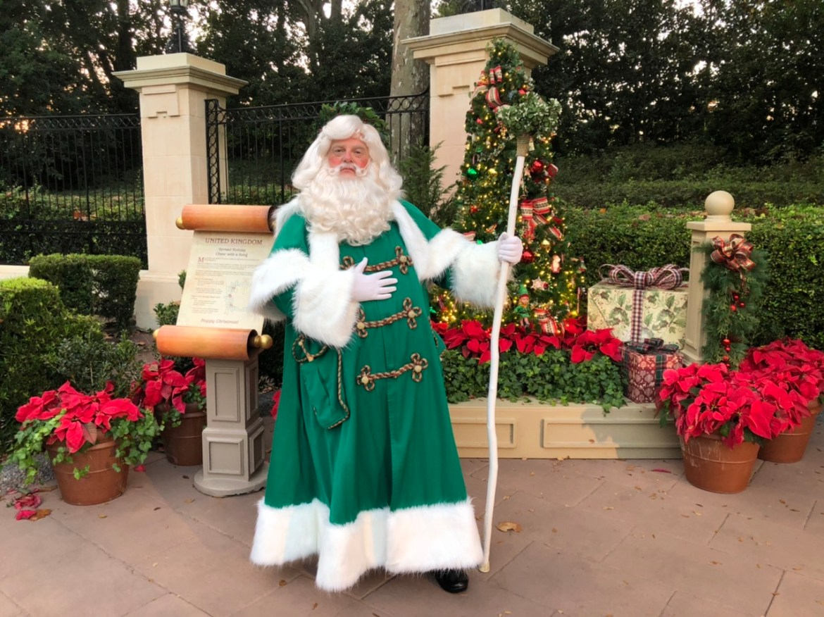 Reasons Why You Should Visit the Holiday Storytellers at Epcot