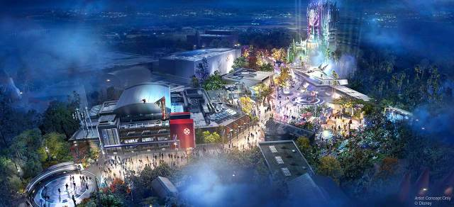 All the New Attractions Coming to Disney Parks 11