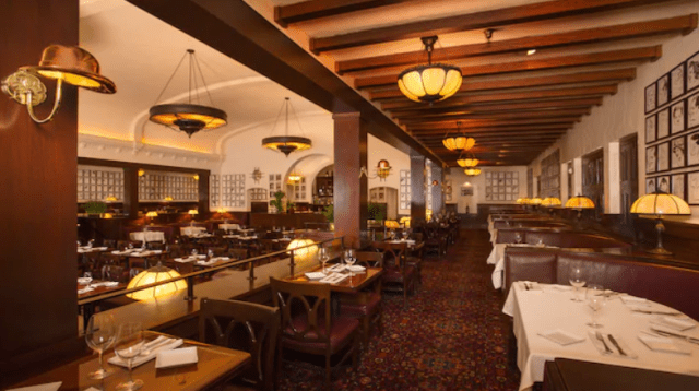 What Restaurants at Disney World Cost 2 Dining Credits? 11