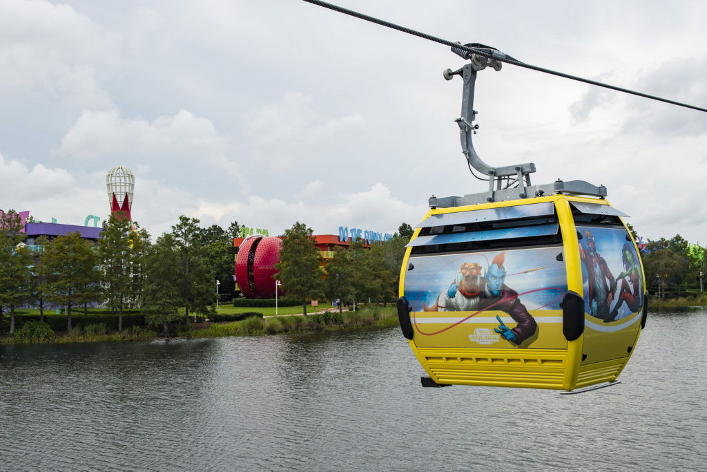 Will Disney Expand the Skyliner to Animal Kingdom?