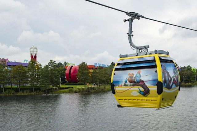 Will Disney Expand the Skyliner to Animal Kingdom?