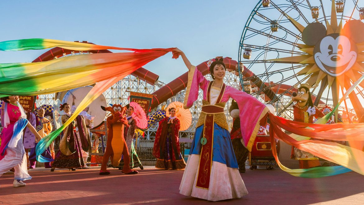Lunar New Year Must-Dos at Disney California Adventure