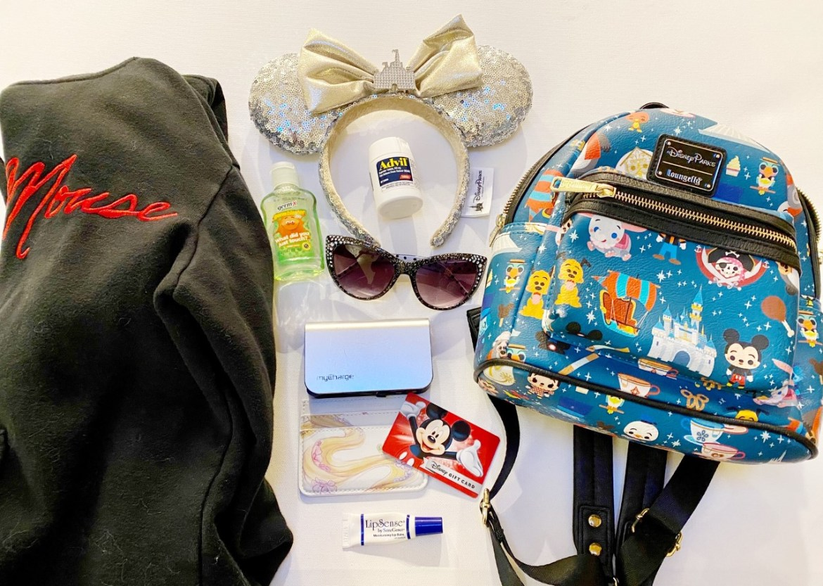 What to Pack in Your Disney Parks Bag