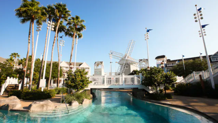 Top 5 Reasons to Stay at Disney's Beach Club Resort 5