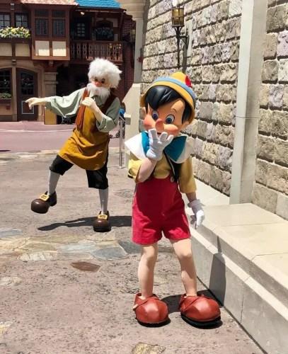 Celebrating Pinocchio's 80th Anniversary 2