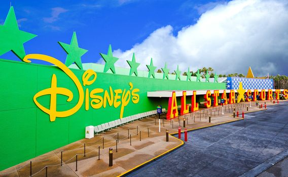 Top 5 Reasons for Staying at Disney's All Star Sports Resort 6