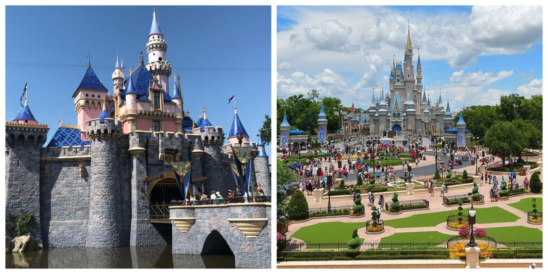 8 Rides That are Way Better at Disneyland Than Disney World