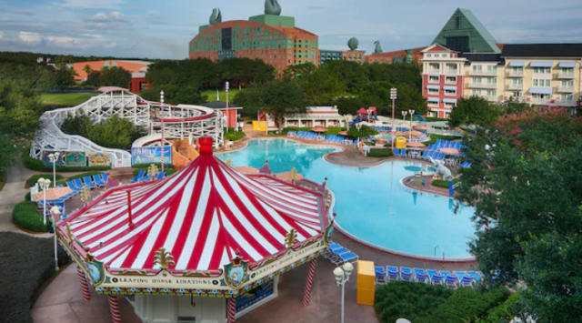 Top 5 Reasons to Stay at Disney's Boardwalk Inn 3